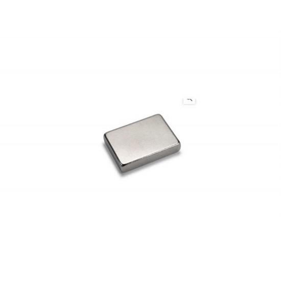 Magnet neodim bloc 25mm x 20mm x 8mm, N35