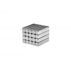 Magnet neodim bloc 25mm x 5mm x 5mm, N48