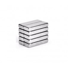 Magnet neodim bloc 30mm x 10mm x 5mm, N52