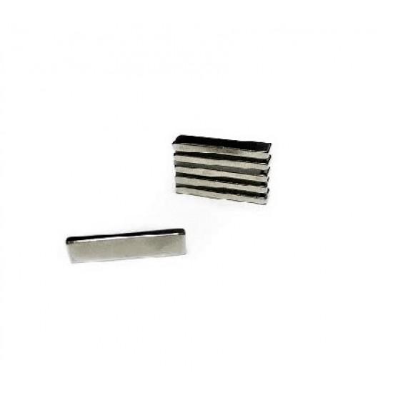 Magnet neodim bloc 32mm x 7,9mm x 3mm, N35