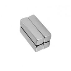Magnet neodim bloc 40mm x 10mm x 10mm, N35