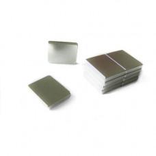 Magnet neodim bloc 4mm x 25mm x 20mm, N35