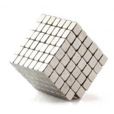 Magnet neodim bloc 4mm x 4mm x 3mm, N48