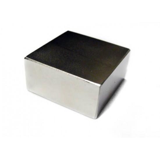 Magnet neodim bloc 50mm x 50mm x 25mm, N48
