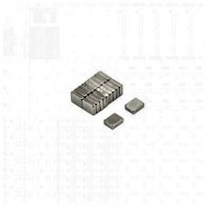 Magnet neodim bloc 5mm x 4mm x 1mm, N48