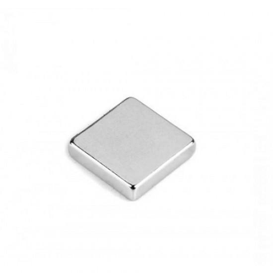 Magnet neodim bloc 5mm x 5mm x 1mm, N48
