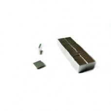 Magnet neodim bloc 6mm x 6mm x 1,2mm, N50