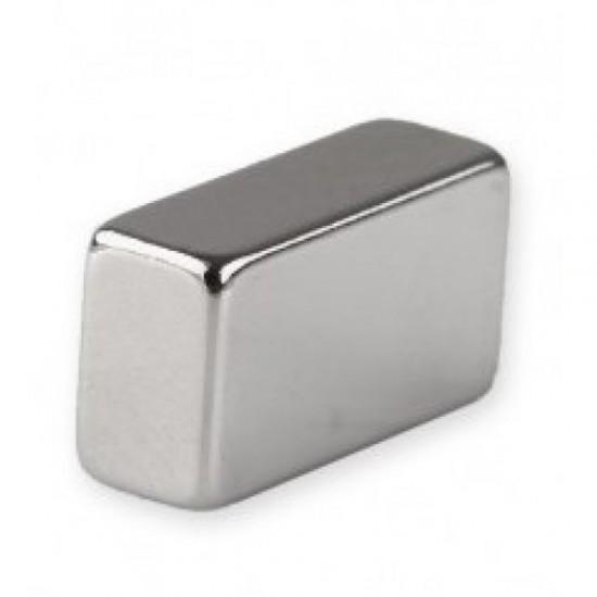 Magnet neodim bloc 7,5mm x 5mm x 15mm, N48