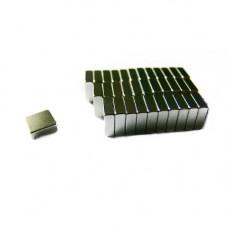 Magnet neodim bloc 7mm x 7mm x 2,5mm, N35