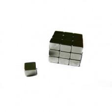 Magnet neodim bloc 7mm x 7mm x 5mm, N42