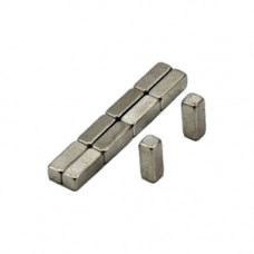 Magnet neodim bloc 8mm x 8mm x 20mm, N35