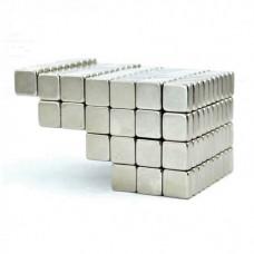 Magnet neodim bloc 8mm x 8mm x 4mm, N48