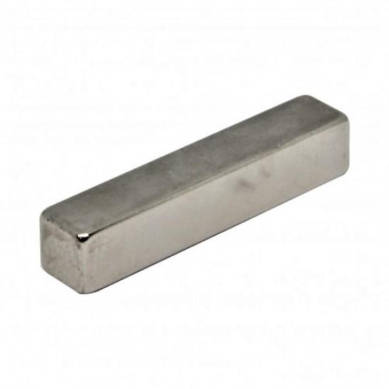 Magnet neodim bloc 8mm x 8mm x 50mm, N35