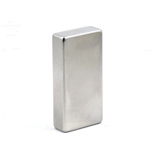Magnet neodim bloc 8mm x 17mm x 40mm, N35