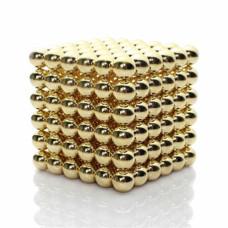 Joc magnetic Neocube - Auriu