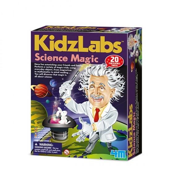 """Joc """"Science Magic"""" - Stiinta magiei"""