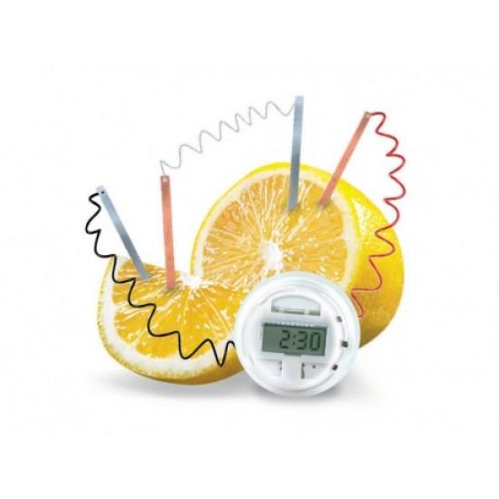 """Jucarie """"Lemon Clock"""" - Ceas lamaie"""