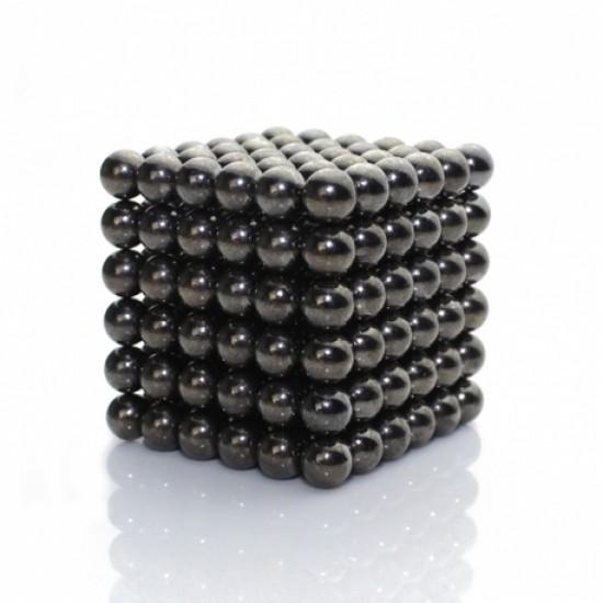 Joc magnetic Neocube - Negru
