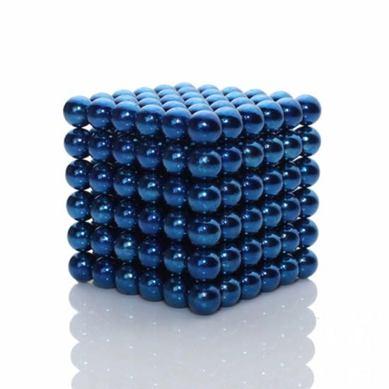 Joc magnetic Neocube - Albastru