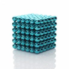 Joc magnetic Neocube - Turcoaz