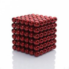 Joc magnetic Neocube - Rosu