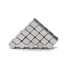 Magnet neodim cub 5mm x 5mm x 5mm, N35