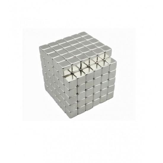 Magnet neodim cub 8mm x 8mm x 8mm, N48