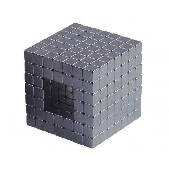 Magnet neodim cub 4mm x 4mm x 4mm, N35