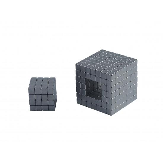 Magnet neodim cub 3mm x 3mm x 3mm, N35
