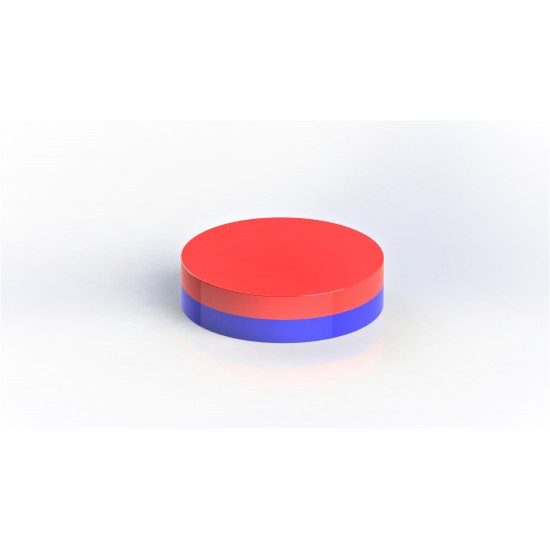 Magnet neodim disc 4mm x 2mm, N48