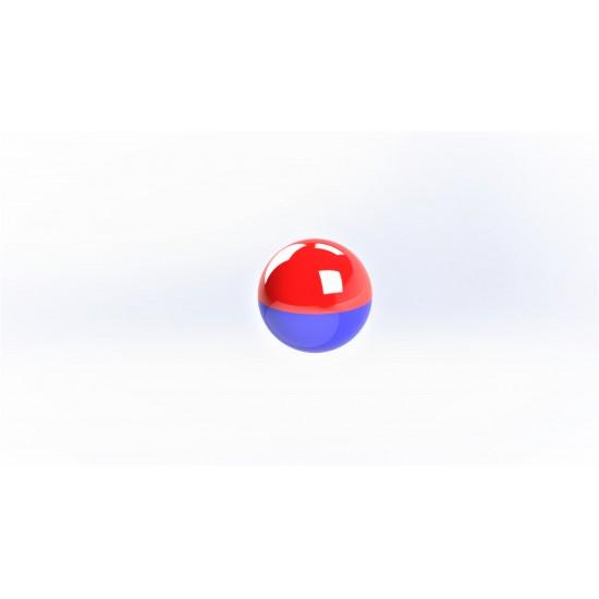 Magnet neodim sfera 8mm, N35