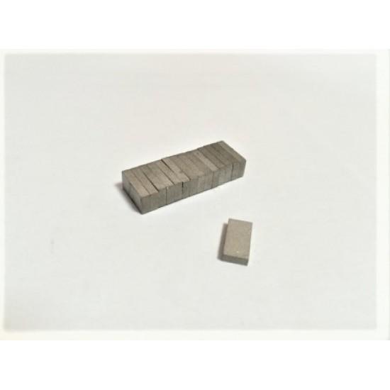 Magnet samariu-cobalt bloc 10mm x 5mm x 2mm