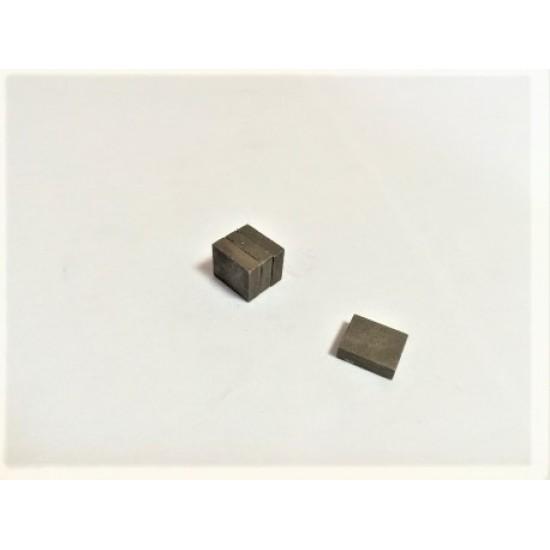 Magnet samariu-cobalt bloc 10mm x 8mm x 3mm