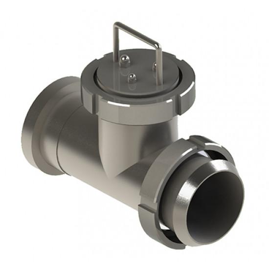 Separator magnetic pentru lichide DN-50 BME H