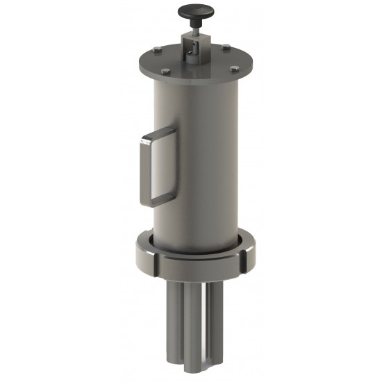 Separtor magnetic pentru lichide DN-80 H