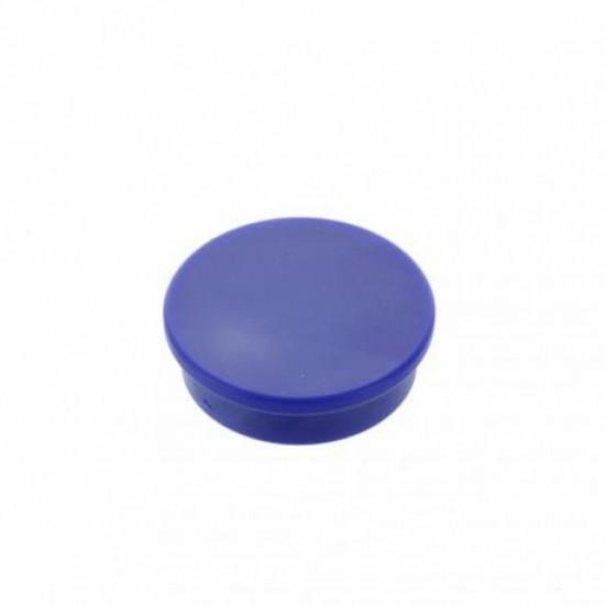 Magneti de birou 30mm  - albastru