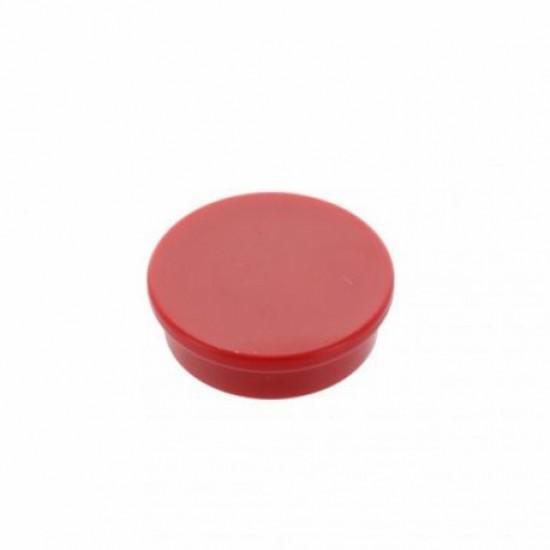 Magneti de birou 20mm  - rosu