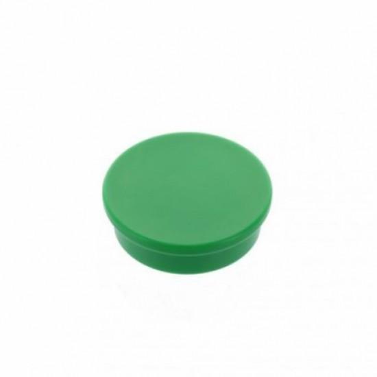 Magneti de birou 25mm  - verde