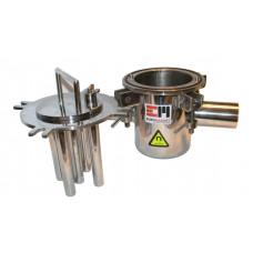 Separator magnetic pentru lichide