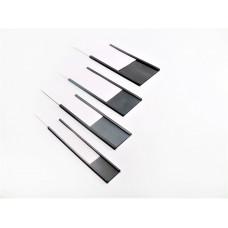 Eticheta magnetica, profil C latime 10mm, 1 metru liniar