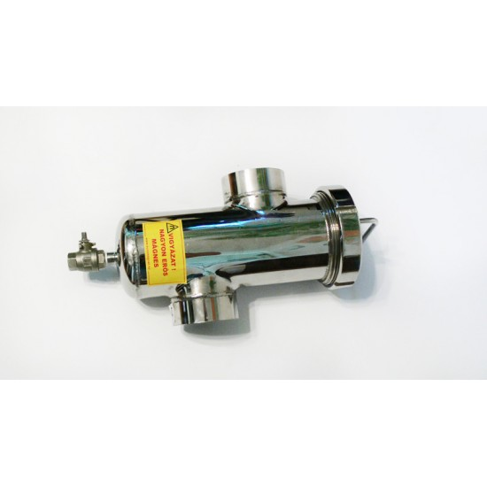 Separator magnetic pentru lichide 2
