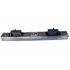 Colector magnetic pentru stivuitor, lătime 1100 mm ( mătură magnetică)