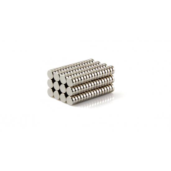 Magnet neodim disc 1mm x 0,5mm, N48
