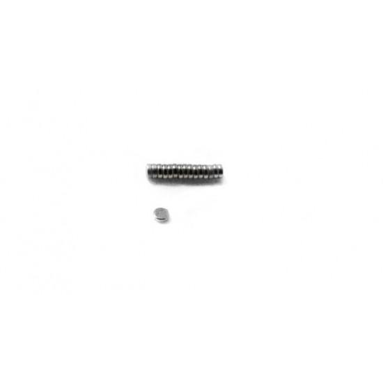 Magnet neodim disc 1,5mm x 0,5mm, N50