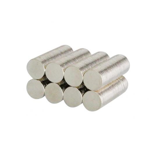 Magnet neodim disc 10mm x 1mm, N35
