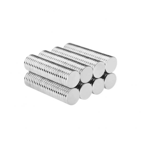 Magnet neodim disc 10mm x 1,5mm, N48