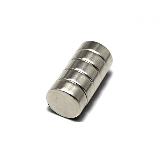 Magnet neodim disc 20mm x 7mm, N48