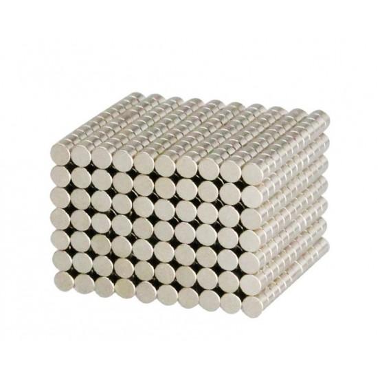 Magnet neodim disc 3mm x 2mm, N35