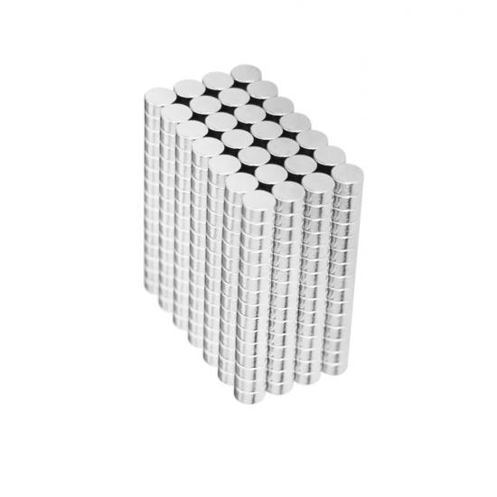 Magnet neodim disc 4mm x 2,5mm, N35