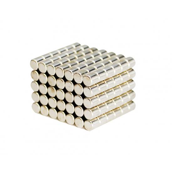 Magnet neodim disc 4mm x 4mm, N35EH